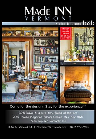 made inn vermont an urban chic bed and breakfast wedding venues in vt
