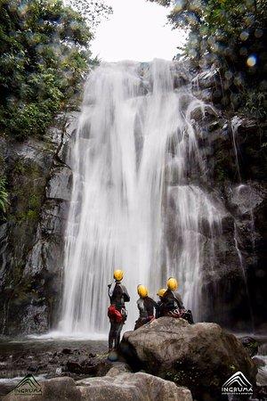 Riosucio, Colombia: Cascadas Pasmí - Resguardo Indígena San Lorenzo