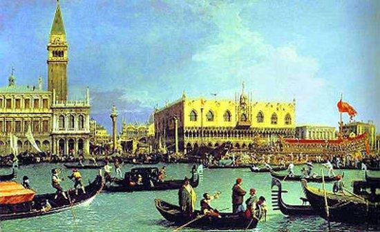 Giovanni and Marella Agnelli Picture Gallery: Canaletto