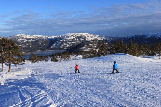 Vradal Panorama Ski Centre