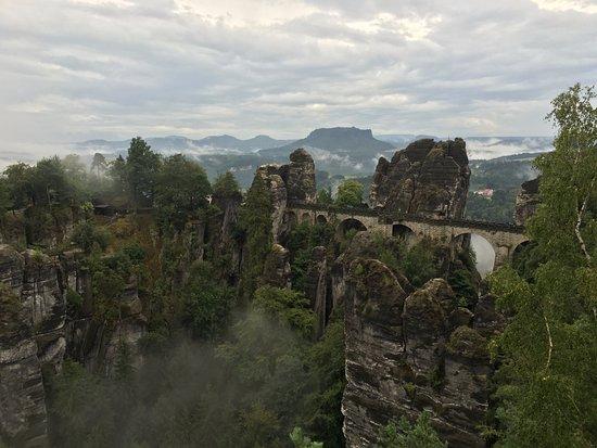 Bastei, Γερμανία: bridge