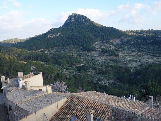 Ausblick auf Galilea