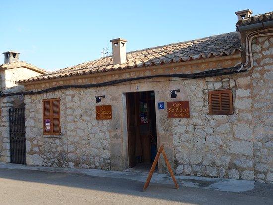 Galilea, Spania: Cafe Sa Placa