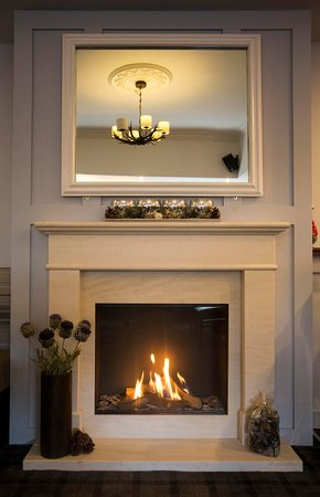 Polmont, UK: Fire Place