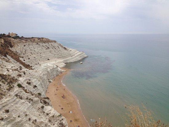 B&B San Leone: spiaggia della scala dei turchi