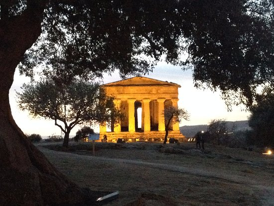 B&B San Leone: tempio della concordia - valle dei templi di Agrigento