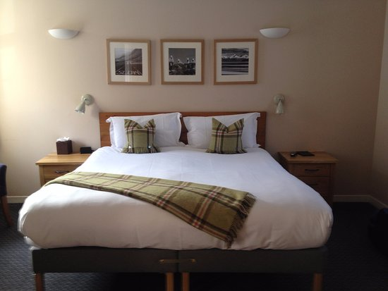 The Torridon Inn: Nicely appointed rooms