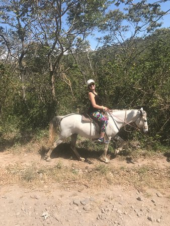Santa Ana, Kosta Rika: Horse back riding