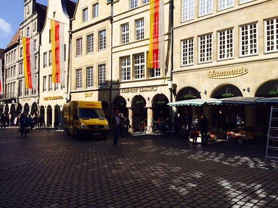 Prinzipalmarkt: Die gute Stube Münsters