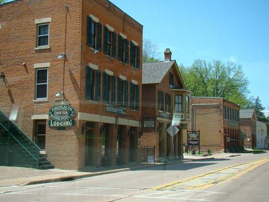 Downtown Galena, Illinois