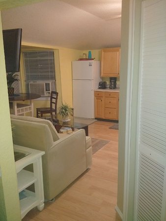 Cottage 5 One Bedroom Living Space With Sofabed Picture Of The