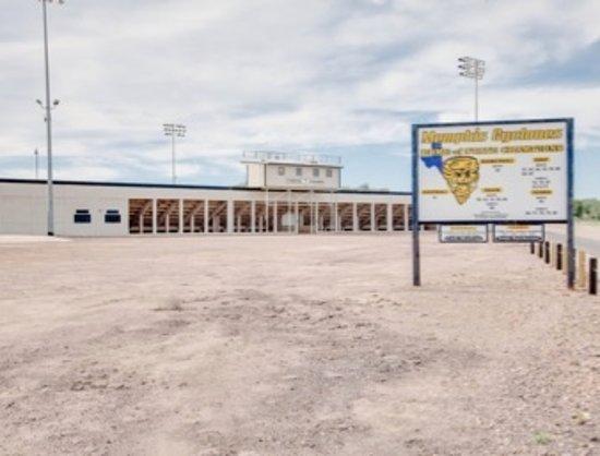 Memphis, Техас: school