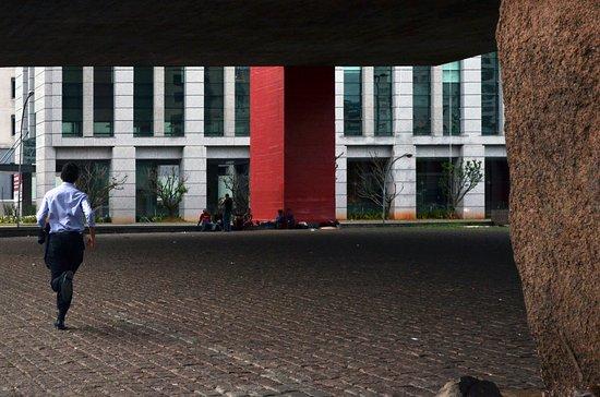 Musée d'Art de São Paulo - Assis Chateaubriand : Vão livre