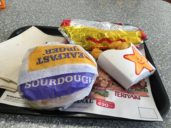 Photo of Fast Food Restaurant Carl's Jr. at 1 Hallidie Plz, San Francisco, CA 94102, United States