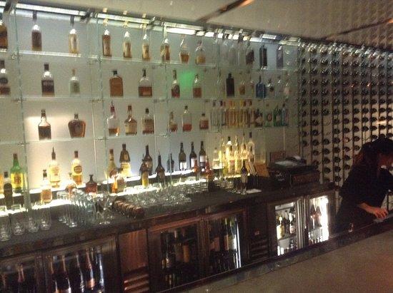 The blue at the Boca Resort: selezione bar