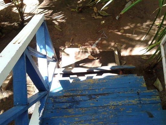 Casa Iguana: The so-called Deluxe Casita
