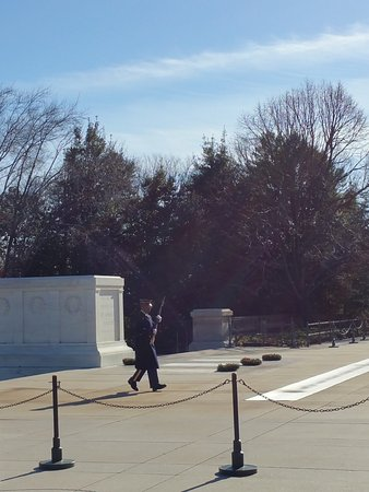 Photo of Historic Site Tomb of the Unknowns at Arlington National Cemetery, Arlington, VA 22211, United States