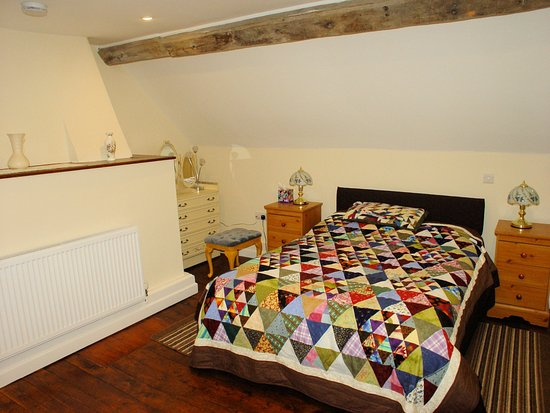Chirk, UK: Cottage Bedroom
