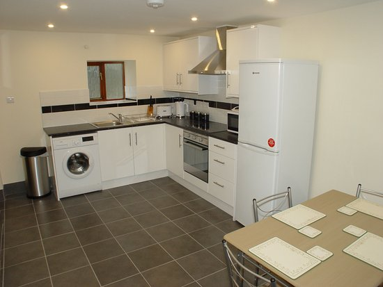 Chirk, UK: Cottage Kitchen