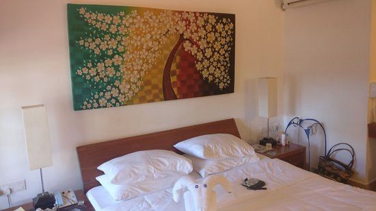 Hotel Goldi Sands: Kept very clean with new sheets and towels every day