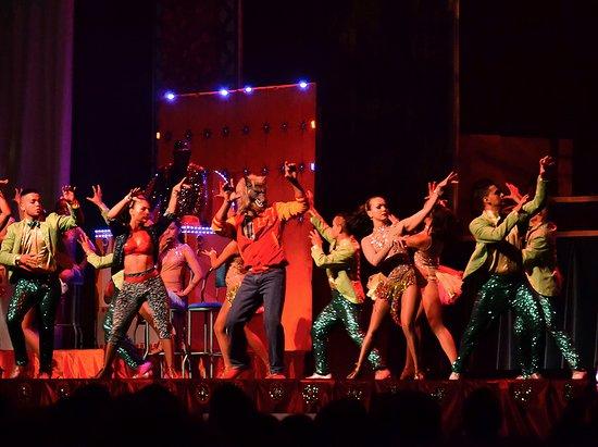 Delirio: Thriller on salsa version