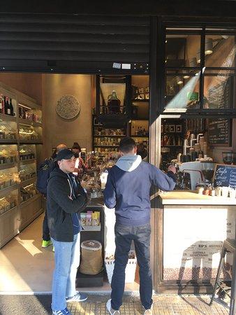 Photo of Cafe Terra Carpo at Falirou 1, Athens, Greece