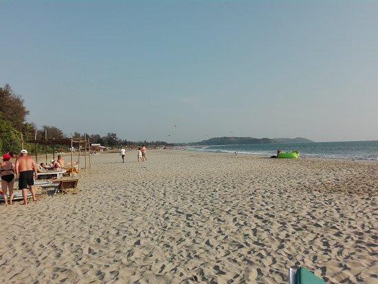 Morjim Coco Palms Beach Resort