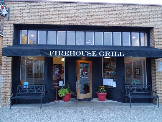 Firehouse Grill : Außenansicht