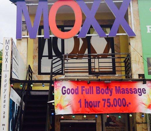 MOXX ! Spa & Bodytec Seminyak