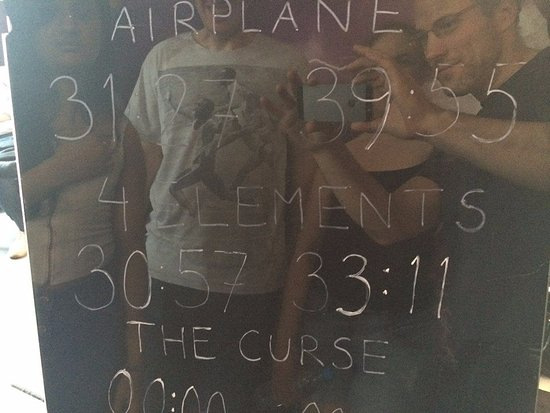 EXITE Live Games: Airplane record, hope it still stands