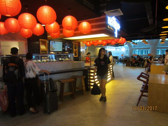Bali Airport Transfer: House of Beans restaurant