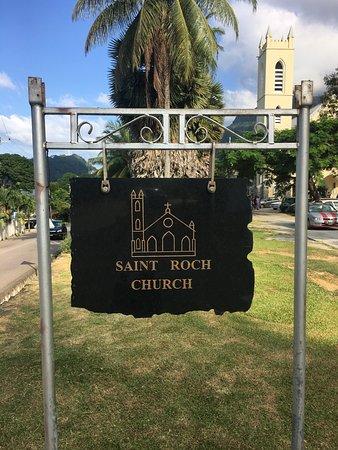 Bel Ombre, Σεϋχέλλες: Eglise St Roch