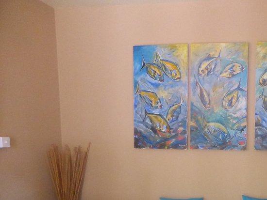 Villas des Alizes: Suite 1
