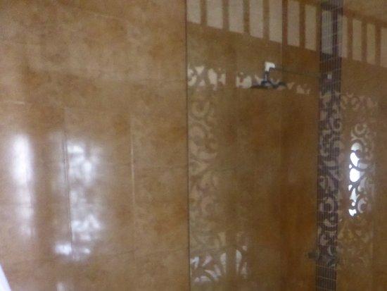 Villas des Alizes: Suite 1Bad