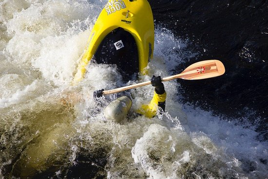 Franklin, NH: ONE offers classes for all skill levels! Kayaks and safety gear are required can be rented.