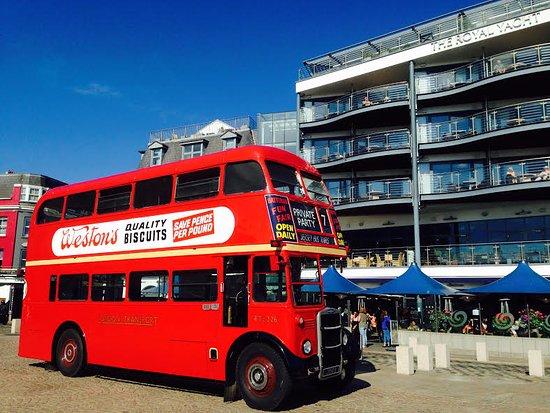 Jersey Bus Boat Tours St Helier Jersey
