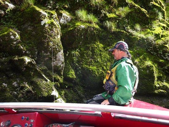 Мерчисон, Новая Зеландия: de schipper