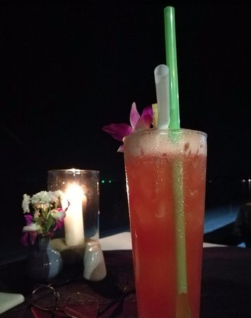 Lipa Noi, Thailand: apéro cocktail Tai Mai