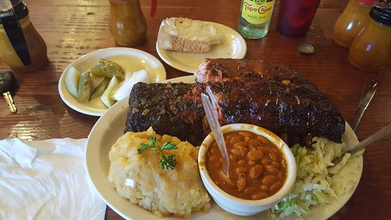 Driftwood, TX: Try and go for seconds... you wont need it