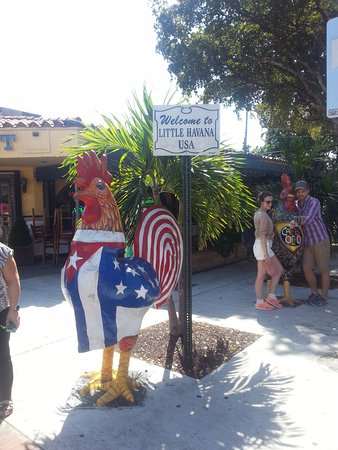 Photo of Tourist Attraction Little Havana at 1470 Sw 6th St, Miami, FL 46000, United States