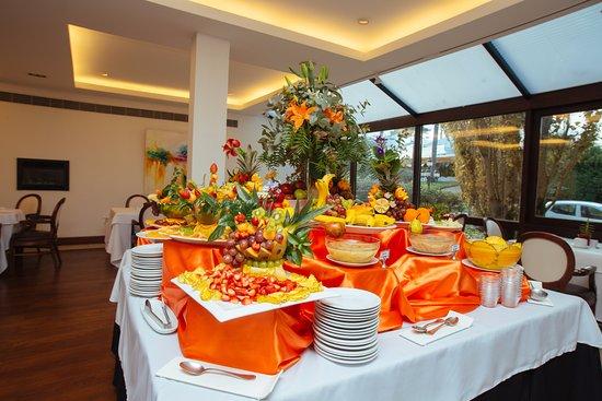 Barradas Parque Hotel & Spa: Desayuno Buffet