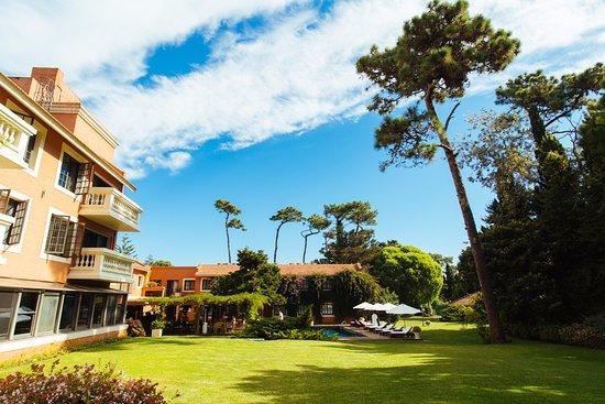 Barradas Parque Hotel & Spa: Jardín del Hotel