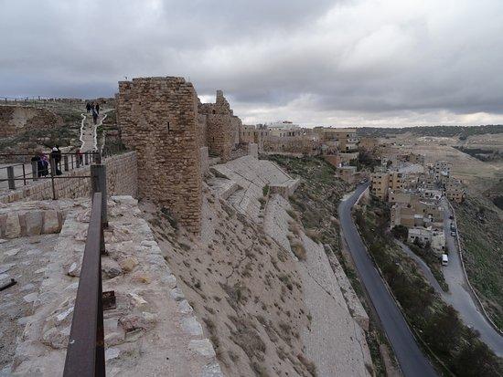 Dead Sea Region, จอร์แดน: Kerak Castle