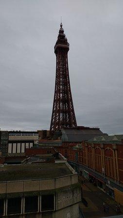 Ibis Styles Blackpool: Blackpool tower