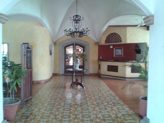 Rivas, Nicaragua: RECEPCION