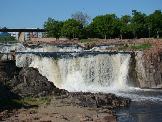 Parco delle Cascate (Falls Park): Sioux Falls