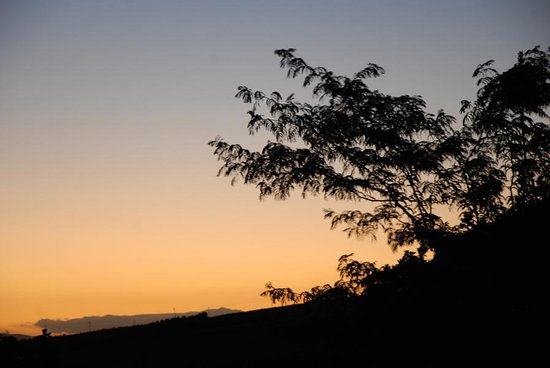 Robertson, جنوب أفريقيا: Sonnenuntergang