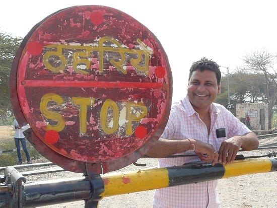 IndeChauffeur Satbir Singh