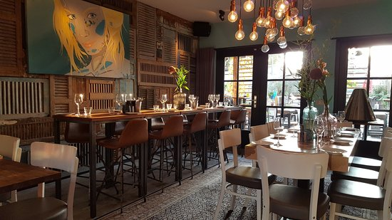 Hilvarenbeek, The Netherlands: Roots room for private dinning and meetings