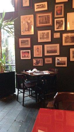 Oscar Café: Acolhedor